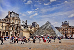 Louvre, France (williamcho) Tags: old sculpture paris france art museum digital vintage display louvre collection artists historical editing masterpiece topazlabadjust williamcho sonydscwx1 patrickcheah