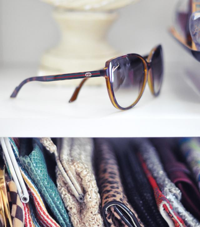 cat eye sunglasses+ gucci sunglasses