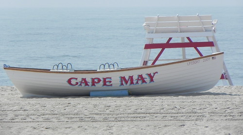Cape May Beach View