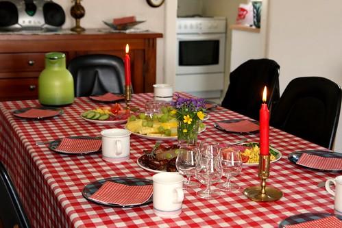 Dansk frokost