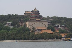 Summer Palace from boat