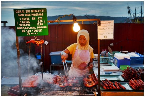 Gerai Ayam Panggang @ Pasar Filipina