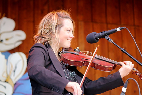 Sara Watkins Decemberists fiddle