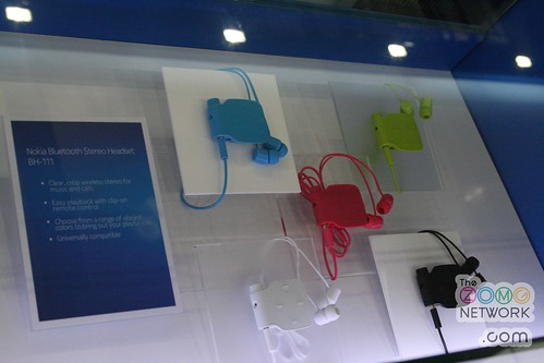 "Video: Nokia BH-111 Bluetooth Stereo Headset ""Dance to Your ..."