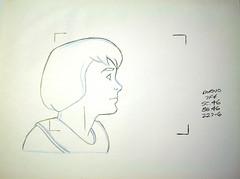 The Herculoids Hanna-Barbera animation pencil art #H124 (Nemo Academy) Tags: original hanna drawing herculoids barbera the