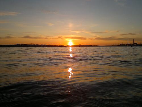 Midsummer in Pihlajasaari
