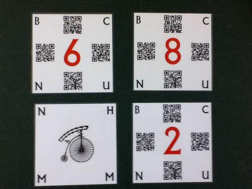 NHMM Spoke cards