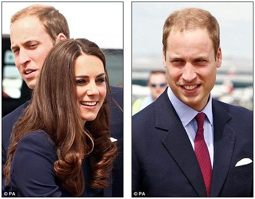 Prince William and coordinated Kate board plane to Canada as ten-day royal tour begins   3
