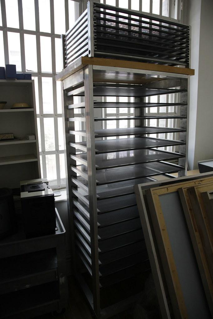 Print rack  $150.00