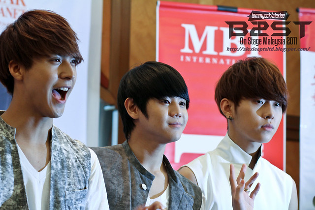 B2ST Press Conference