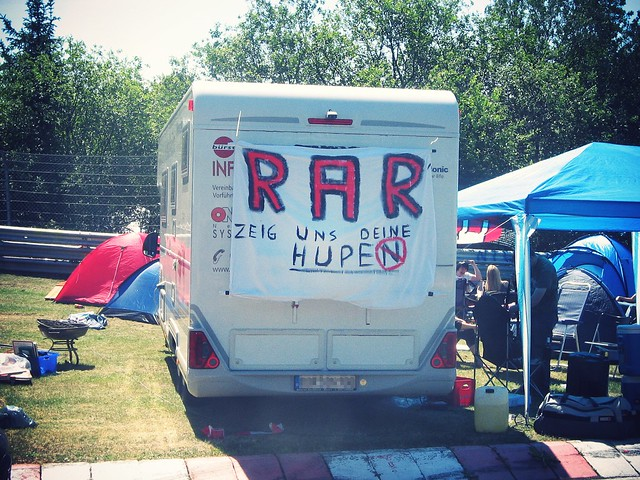 Rock am Ring 2011 - Hupe(n)