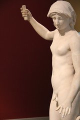 Berliner Hermaphrodit (michael_hamburg69) Tags: berlin museum germany deutschland exhibition altesmuseum marble hermaphrodite ausstellung mithra nationalgalerie mamor hermaphrodit intersexuell