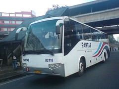 Partas 82418 (Bus Ticket Collector; Updated Version Of Me ) Tags: bus pub philippines ilocos beepbeep nlex higer balintawak partas pbpa partastransportationcoinc philippinebusphotographersassociation