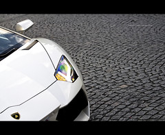 Lamborghini Aventador lp700-4 (Gskill photographie) Tags: white paris france canon g5 pearl lamborghini 70200 supercar f4 gv sportcar 700hp fouquets george5 gskill 60d worldcars aventador