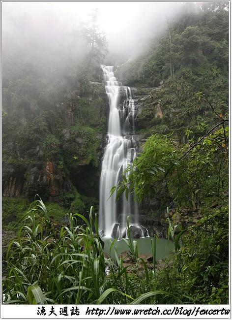〔南投〕杉林溪自然生态之旅 Day1 ─ 云雾飘渺,山中奇缘,天然奇景,鬼斧神工~