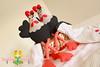 Galinhas D'angola (| Boutique do Feltro |) Tags: branco de galinha para felt preto e feltro jogo mão cozinha fogão bate poá dangola puxasaco panodeprato tolha batemão capadefiltro