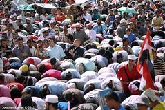 Celebrations as Muslim Brotherhood's Mohamed M...