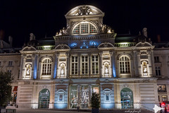 Grand thtre d'Angers (Guibs photos) Tags: city urban night theater theatre nuit ville urbain angers maineetloire anjou poselongue eos7d efs1585mmf3556isusm guibsphotos