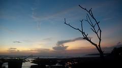 DSC_3063 (deoka17) Tags: sunset bali mengwi romanticsunset pantaimengening desacemagi