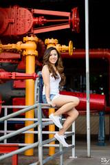 Lina Le (Sheldon Yagyagan) Tags: seattle fashion curls converse gasworks chucks chucktaylor linale sheldonyagyagan sheldonyagyaganphoto