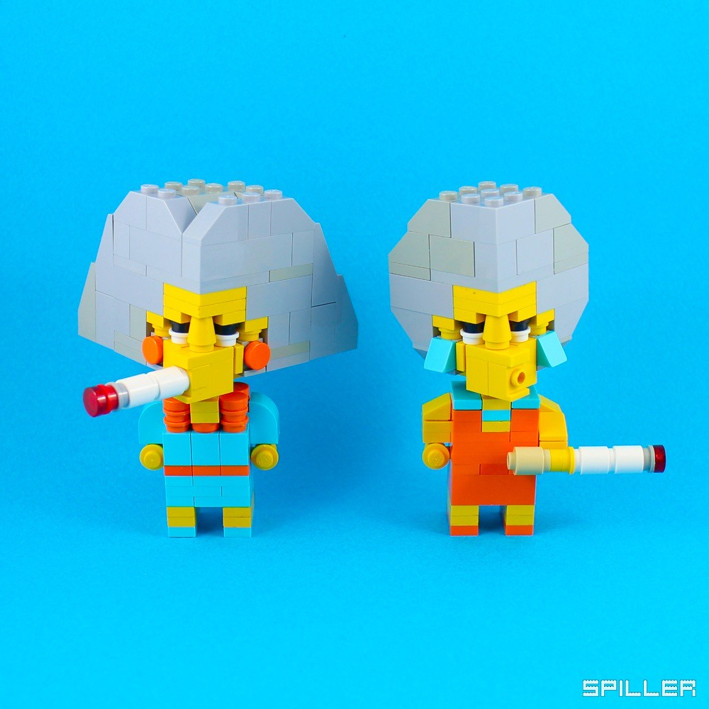 The world 39 s best photos of selma and simpsons flickr - Selma bouvier ...