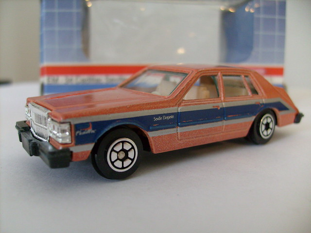 diecast yatming cadillacseville edocar