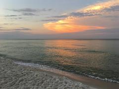 270/366 The Final Sunrise (Bernie Anderson) Tags: ifttt 500px water beach sea dawn no person sun ocean landscape seashore sand seascape sky travel evening fair weather nature cloud summer