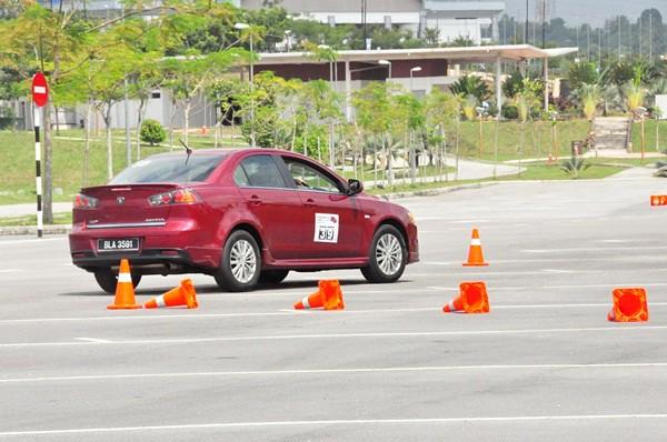 Auto test at SerdangDSC_0122
