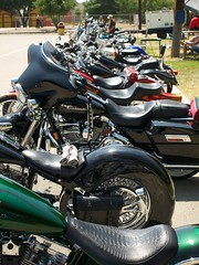 Motorcycles, Rods and Rails Event 2011