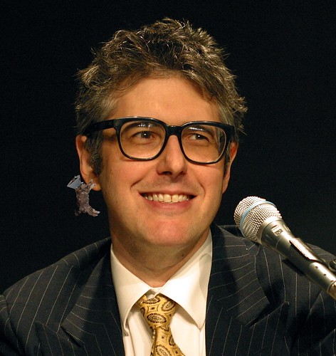 Scout is Ira Glass's Earring!