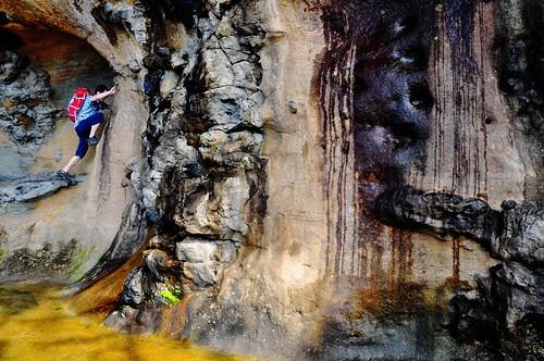 Island Alpinist scrambles
