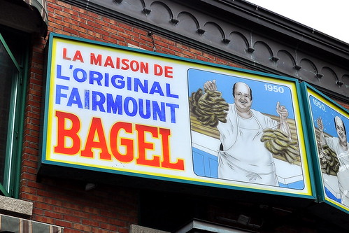 Montreal Bagels: St. Viateur and Fairmount