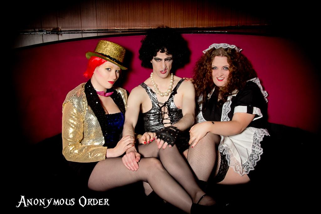 Rocky Horror Picture Show Janet Underwear