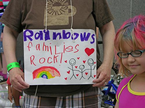 Rainbow Families Rock!