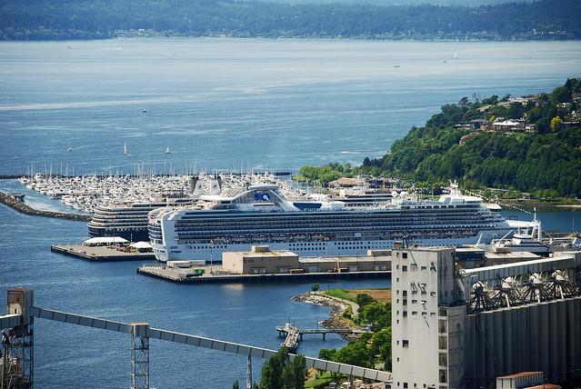 seattle holland america cruise terminal