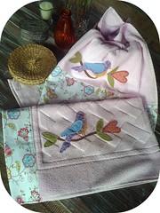 CoNj. RoStO & PiSo (DoNa BoRbOlEtA. pAtCh) Tags: handmade application toalhaderosto donaborboletapatchwork denyfonseca toalhadepiso conjuntodetoalhasrostoepiso