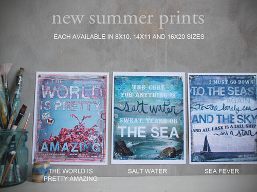 New Summer Prints