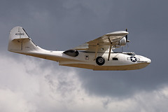 Canadian Vickers PBV-1A Canso A G-PBYA / 433915 (Andy C's Pics) Tags: catalina duxford canso iwm canadianvickers gpbya 433915 canadianvickerspbv1acansoa pb5y catalinapb5ygpbya