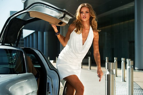 rosie huntington transformers3