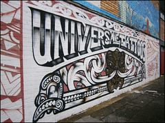 "Street Art ""Universal Tattoos"""
