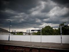 Deptford Storm Cloud-2.jpg (Jeremy Johns) Tags: cloud storm london station train cityscape deptford ricoh grd3 lightroom3