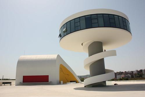 Centro Niemeyer, Avilés - España
