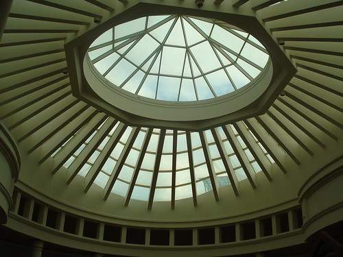 rotunda of mall in Buckhead Co