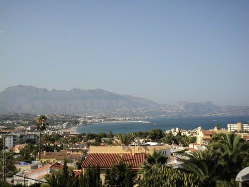 Vista Hotel Sun Palace Albir