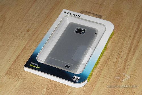 Belkin Designed for Samsung Mobile - Galaxy S II Cases