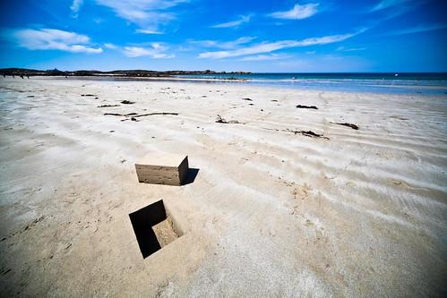 the Sand Brick