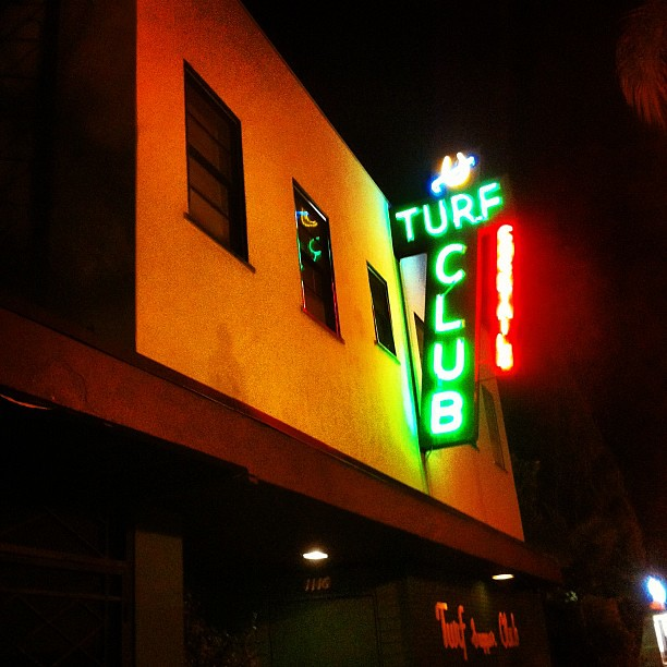 Tonight, TURF CLUB. Tomorrow, Las Vegas. #vlv