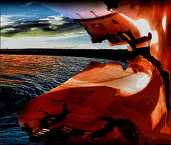 Impact (Nelly.YQB) Tags: art colours surreal digiart