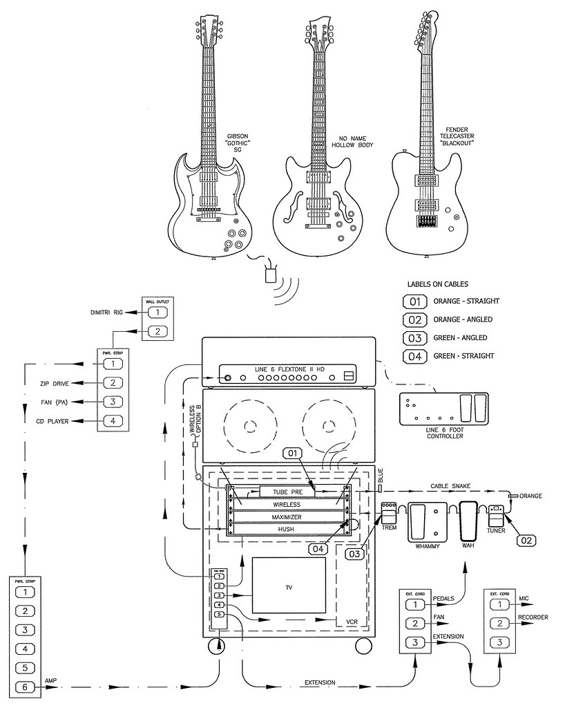 the world u0026 39 s newest photos of guitar and schematic