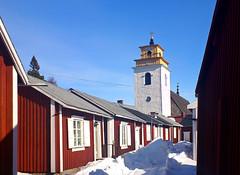 Gammelstads kyrkstad, Luleå